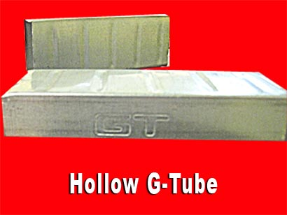 Hollow G-Tube ( 2 x 4 )